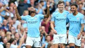 Man City - Newcastle 2-1: Sterling, Walker giúp Man xanh vượt ải