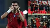 Bồ Đào Nha - Croatia 1-1: Vắng Ronaldo, Pepe giúp cầm hòa Á quân World Cup