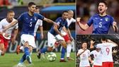 Italia - Ba Lan 1-1: Jorginho ghi bàn, Zilenski kịp gỡ hòa