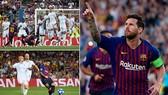Barcelona - PSV Eindhoven 4-0: Messi lập hattrick, đè bẹp đối thủ trên sân Camp Nou