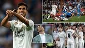 Real Madrid - RCD Espanyol 1-0: Marco Asensio ghi bàn nhờ công nghệ VAR