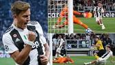 Juventus - Young Boys 3-0: Paulo Dybala lập hattrick