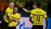 Borussia Dortmund - Monaco 3-0: Bruun Larsen, Paco Alcácer và Marco Reus tỏa sáng