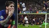 Tottenham - Barcelona 2-4: Coutinho ghi bàn giây thứ 92, Messi lập cú đúp