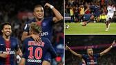 PSG - Lyon 5-0: Neymar ghi bàn, Mbappe bùng nổ poker trong 13 phút