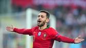 Ba Lan - Bồ Đào Nha 2-3: Vắng Ronaldo, Andre Silva và Bernardo Silva tỏa sáng