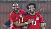 Ai Cập - Swaziland 4-1: Salah lập siêu phẩm từ pha phạt góc và chấn thương nặng