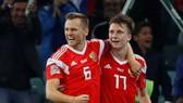 """Nga - Thỗ Nhĩ Kỳ 2-0: Neustaedter, Cheryshev giúp """"Gấu Nga"""" chiến thắng"""