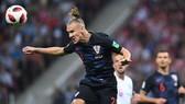 Croatia - Jordan 2-1: Vida, Mitrovic lập công