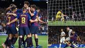 Barcelona - Inter 2-0: Vắng Messi, Rafinha, Alba tỏa sáng