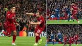 Liverpool - Crvena Zvezda 4-0: Salah lập cú đúp, Liverpool chiếm ngôi đầu bảng
