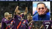 Tottenham - Man City 0-1: Riyah Mahrez tưởng nhớ Chủ tịch Vichai Srivaddhanaprabha