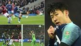 West Ham - Tottenham 1-3: Son Heung-min ghi bàn trở lại, Llorente ấn định chiến thắng
