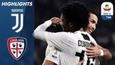 "Juventus - Cagliari 3-1: Dybala mở tỷ số, Ronaldo ""dọn cổ"" Cuadrado ghi bàn"