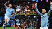 Man City - Shakhtar Donetsk 6-0: David Silva, Jesus, Sterling, Mahrez đè bẹp đối thủ