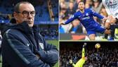 Chelsea - Everton 0-0: Thủ thành Pickford cầm chân HLV Sarri trên sân nhà