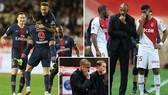 Monaco - PSG 0-4: Song tấu Cavani - Neymar khoe tài