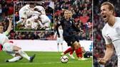 Anh - Croatia 2-1: Lingard, Harry Kane loại Á quân World Cup