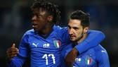 Italia - Mỹ 1-0: Siêu dự bị Matteo Politano tỏa sáng