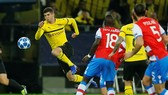 Borussia Dortmund - Club Brugge 0-0: Dortmund hòa đáng tiếc