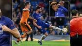 Chelsea - PAOK 4-0: Giroud lập cú đúp, Hudson-Odoi, Morata cũng góp công