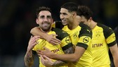 Borussia Dortmund - Freiburg 2-0: Marco Reus, Paco Alcacer củng cố ngôi đầu