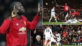 Man United - Fulham 4-1: Ashley Young, Mata, Lukaku và Rashford mở tiệc Old Trafford