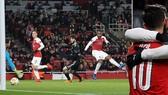 Arsenal - Qarabag 1-0: Lacazette giúp HLV Unai Emery vững ngôi đầu bảng E