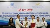 Đà Nẵng ký kết với VNPOST để đơn giản thủ tục hành chính công