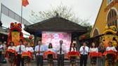 Thành phố Hội An khai trương khu chợ đêm phục vụ khách du lịch