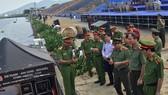 Kiểm tra đột xuất công tác phòng cháy chữa cháy tại Lễ hội pháo hoa Đà Nẵng