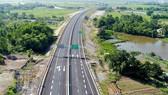Tuyến cao tốc Đà Nẵng – Quảng Ngãi. Ảnh: VEC-OM