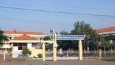 Trường THCS Tân Thạch (Châu Thành, Bến Tre) nơi xảy ra vụ việc.
