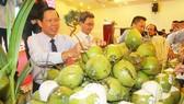 Nông nghiệp, nông dân, nông thôn Bến Tre ngày càng khởi sắc
