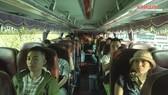 1.000 công nhân về quê đón Tết