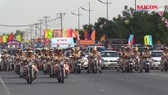 TPHCM ra quân phòng chống tai nạn, ùn tắc giao thông, đua xe