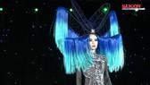 Những sắc thái tóc độc lạ qua Hair Show của Nguyễn Bình