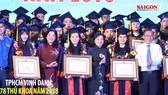 TPHCM vinh danh 78 thủ khoa năm 2018