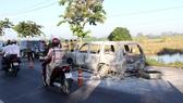 Con gái thuê người đốt xe khiến cha tử vong