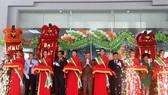 Khánh thành Trung tâm Thương mại hội nghị tiêu chuẩn quốc tế tại Bến Tre