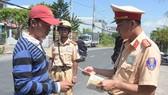 Lực lượng chức năng Kiên GIang tăng cường kiểm tra, đảm bảo an toàn giao thông dịp lễ 2-9