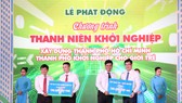 Khởi nghiệp- Động lực mới giúp TPHCM phát triển nhanh