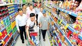 Chiến lược ổn định nhập khẩu gạo