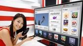 2012: Bùng nổ smart TV kết nối internet