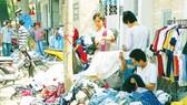 Chợ vỉa hè