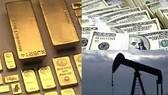Giá dầu và vàng thế giới cùng tăng