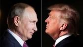 Putin và Trump - 2 người quyền lực nhất thế giới