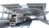 Tuyến metro số 2 Bến Thành - Tham Lương đội vốn lên 2,19 tỷ USD