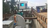 Vận hành thử nghiệm hệ thống bơm chống ngập đường Nguyễn Hữu Cảnh