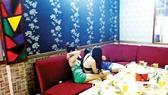 Một điểm kinh doanh karaoke ở quận Phú Nhuận có nhiều vi phạm bị xử phạt